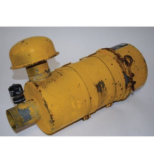 Air Cleaner Assembly, Used, Case, D55203