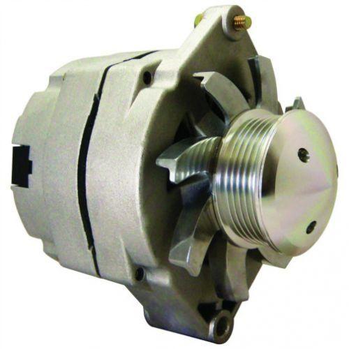 Alternator - Delco Style (7127-SE105), New, Ford, Massey Ferguson, 7127-SE105
