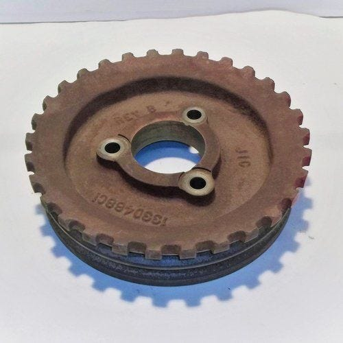 Auxillary Pump Drive Pulley, Used, Case IH, 1330488C1