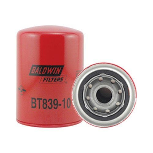 Baldwin® Filter - Hydraulic, Spin On, BT839-10, New, Oliver, Gleaner, New Holland, Bobcat