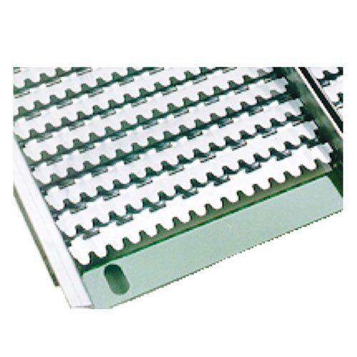 Bottom Sieve - Adjustable Blunt Finger, New, Gleaner, 71322700, White, 71322700
