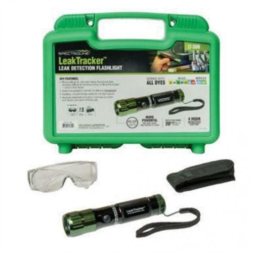 Spectroline - UV Leak Detection- Leak Tracker Flashlight, Cordless, New, Tools