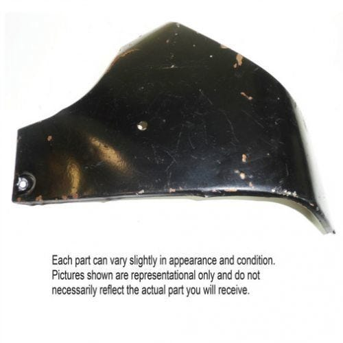 Cowl Cover, Used, R65511
