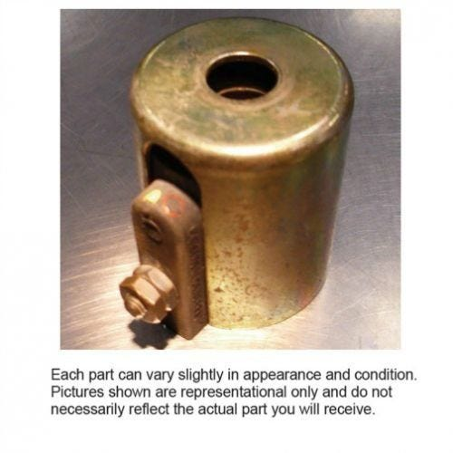 Used Electro Hydraulic Coil/Cover Assembly fits Gleaner fits New Holland fits Massey Ferguson fits Case IH fits John Deere fits International