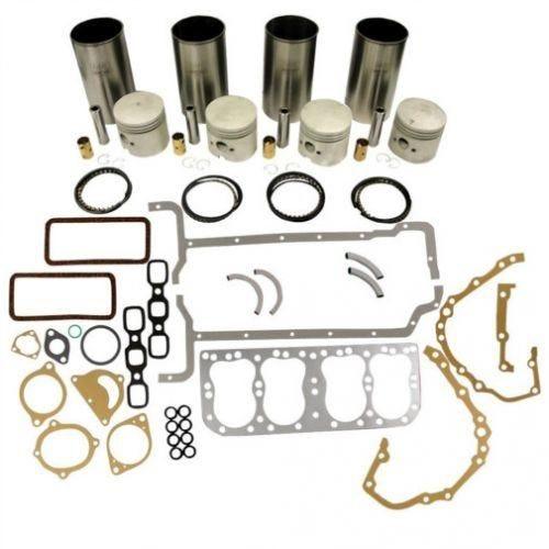 """Engine Rebuild Kit .090/"""" Liners Compatible with Ford 9N 8N 2N Less Bearings"""