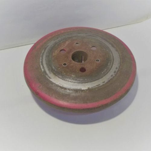 Fan Drive Outer Pulley, Used, Case IH, 1541553C1