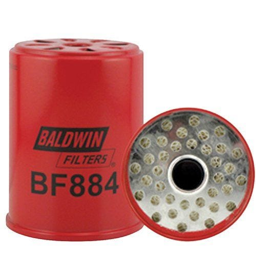 Filter - Fuel, Can Type, BF884, New, Bobcat, 961048, Ford, 78GB9150AA, Massey Ferguson, 3621009M1