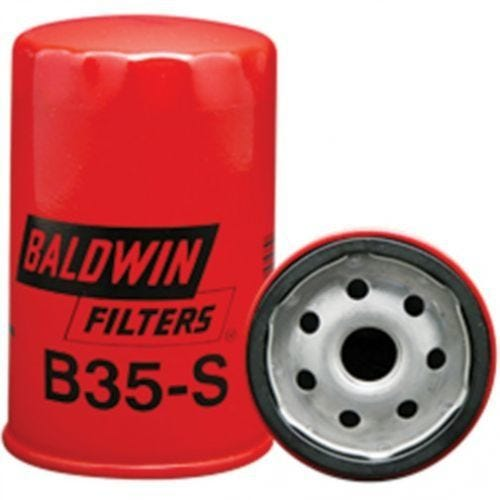 Filter, Full-Flow Lube Spin On, BB35 S, Case of 12, New