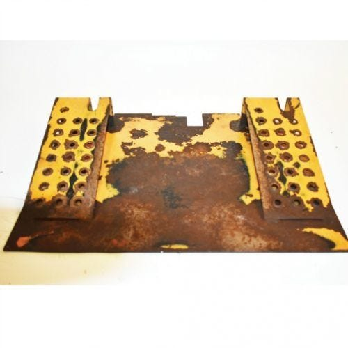 Floor Plate, Used, Case, 387013A1