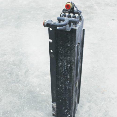 Hydraulic Oil Cooler - RH, Used, Case IH, 435633A2