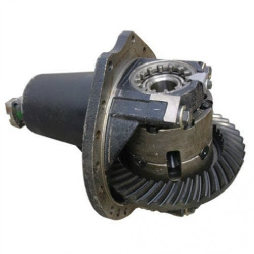 MFWD Differential Carrier Assembly, Used, Case IH, 87324562, New Holland, 87324562