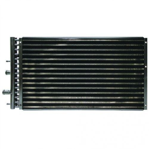 Oil Cooler - Hydraulic / Fuel, New, Case IH, 195441A3