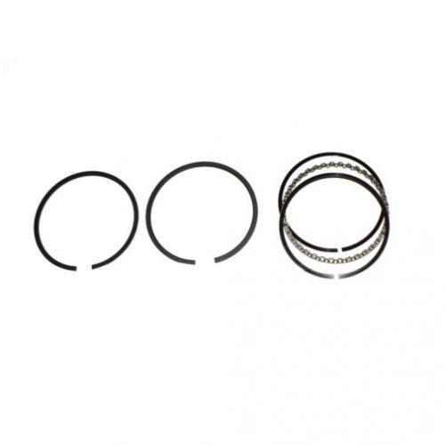 Piston Ring Set - Standard - Single Cylinder, New, White, Allis Chalmers, FIAT