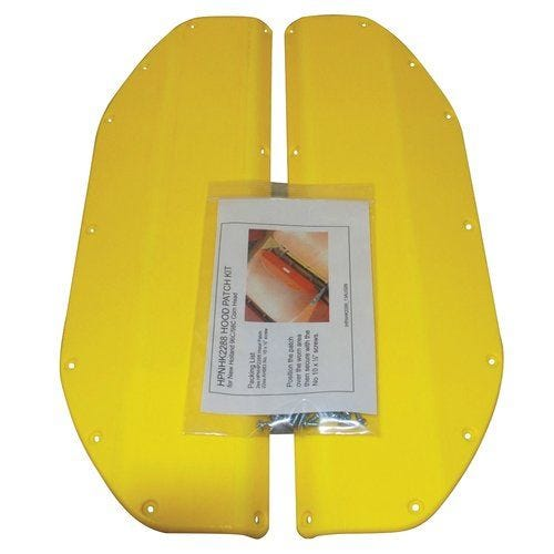 Poly Hood Patch Kit, New, New Holland