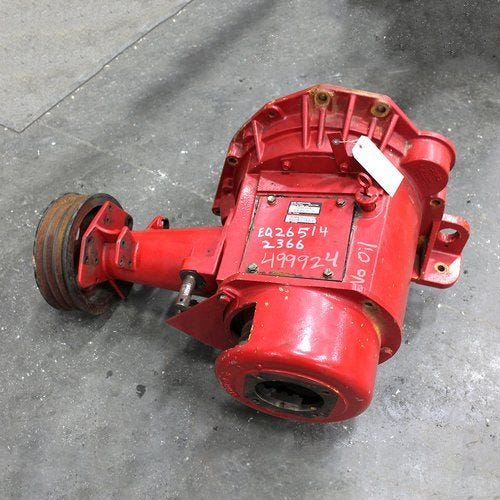 Used PTO Gear Box fits Case IH 2577 2388 2366 2377 2588 365420A1