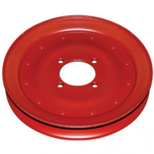 Pulley Assembly - Beater Drive, New, Case IH, 195161C1, International, 195162C1