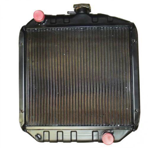 Radiator, New, Mitsubishi, 68401-80100