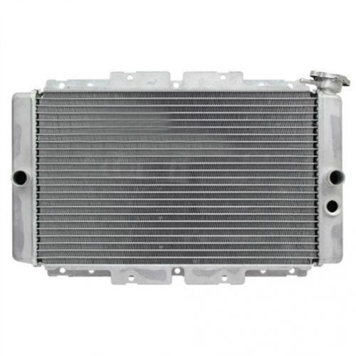 Radiator, New, Yamaha, 5UG-E2461-00-00