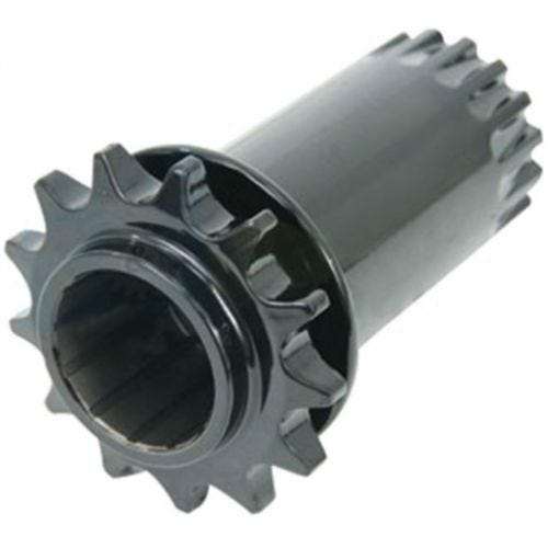 Sprocket And Hub, New, Case IH, 86640891, New Holland, 80635210