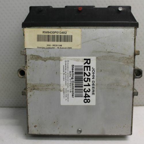Steering Control Module, Used, John Deere, RE251348