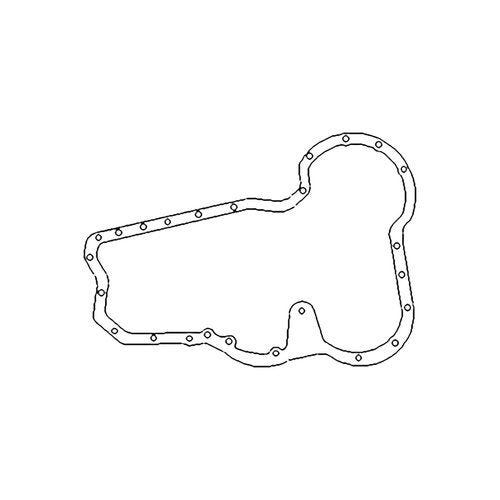 734661M1 TIMING GEAR FRONT COVER GASKET  FOR MASSEY FERGUSON
