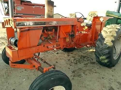 Used Allis Chalmers 170 Tractor Parts