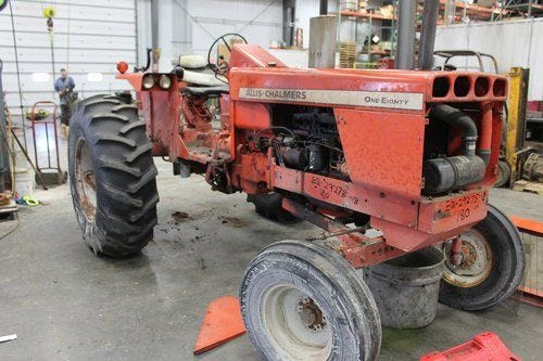 Used Allis Chalmers 180 Tractor Parts