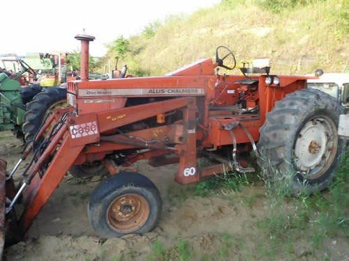 Used Allis Chalmers 190 Tractor Parts