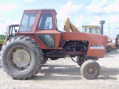 Used Allis Chalmers 7000 Tractor Parts