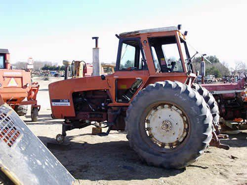 Used Allis Chalmers 7040 Tractor Parts