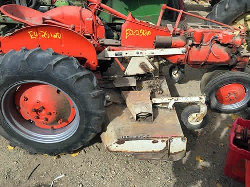 Used Allis Chalmers C Tractor Parts