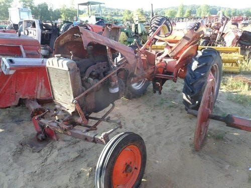 Used Allis Chalmers ca Tractor Parts