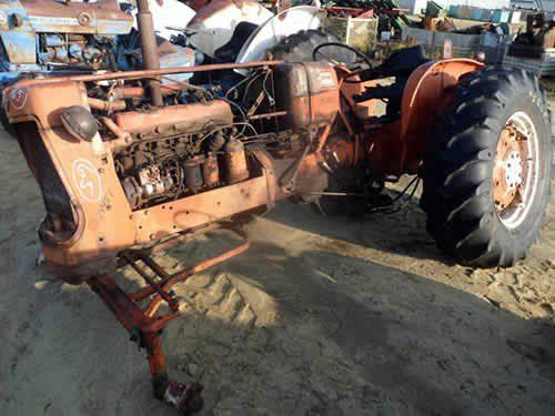 Used Allis Chalmers D17 Tractor Parts