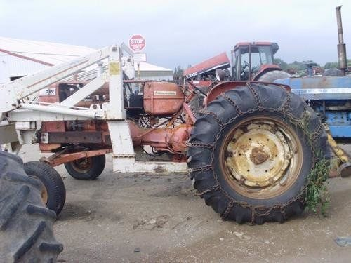 Used Allis Chalmers D19 Tractor Parts