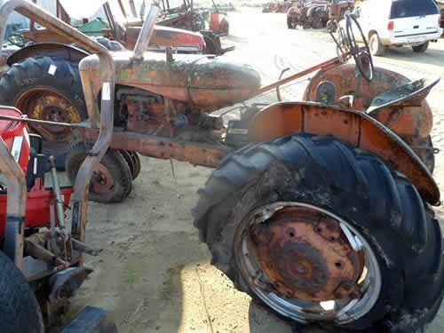 Used Allis Chalmers WD Tractor Parts