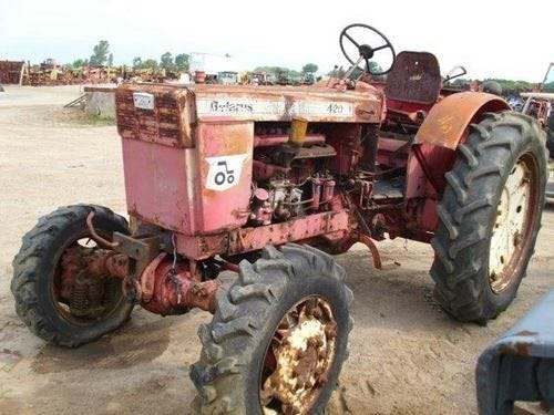 Used Belarus 420 Tractor Parts