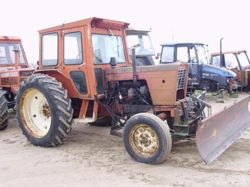 Used Belarus 500 Tractor Parts