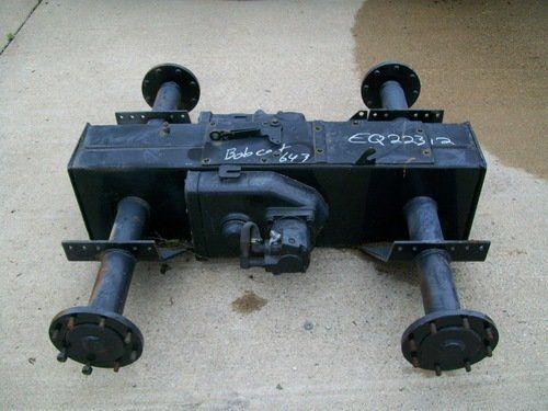 Used Bobcat 743 Skid Steer Loader Parts