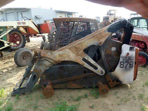 Used Bobcat 873 Skid Steer Loader Parts