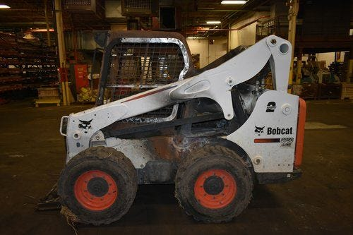 Used 2015 Bobcat S750 Skid Steer Loader Parts