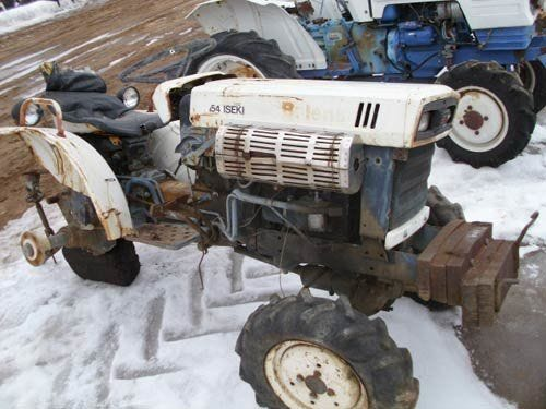 Used Bolens G154 Tractor Parts