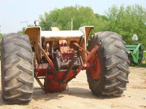 Used Case 1030 Tractor Parts
