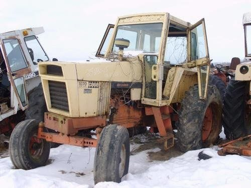 Used Case 1070 Tractor Parts