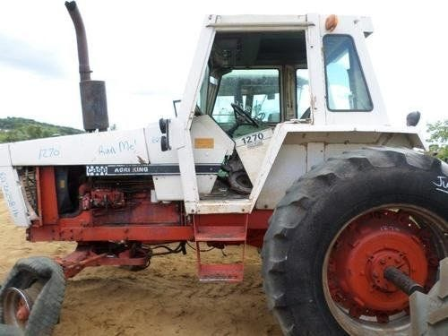 Used Case 1270 Tractor Parts