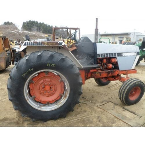 Used Case 1490 Tractor Parts