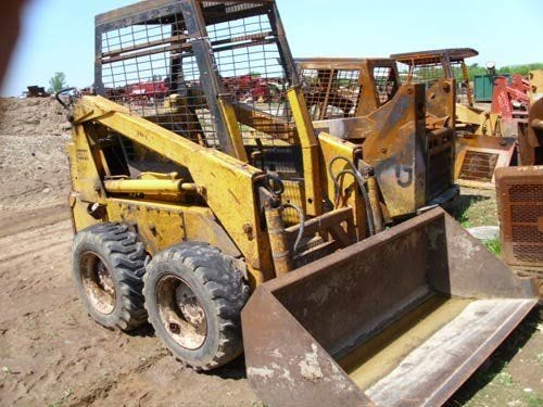 Used Case 1737 Skid Steer Loader Parts