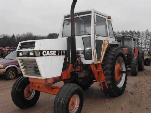 Used Case 2290 Tractor Parts