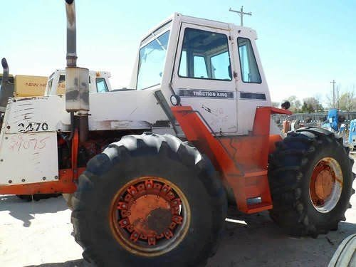 Used Case 2470 Tractor Parts