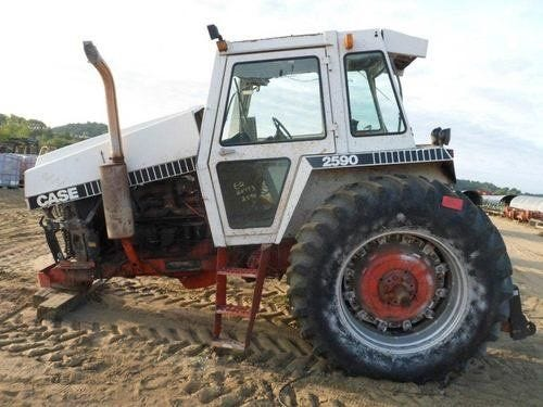Used Case 2590 Tractor Parts