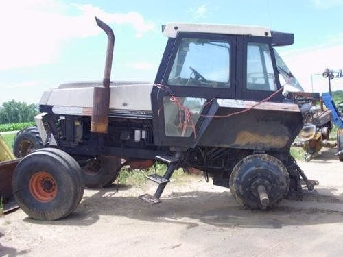 Used Case 2594 Tractor Parts